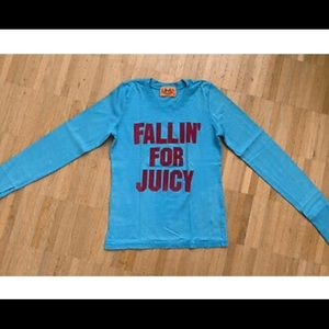 Juicy Couture   Top long sleeve